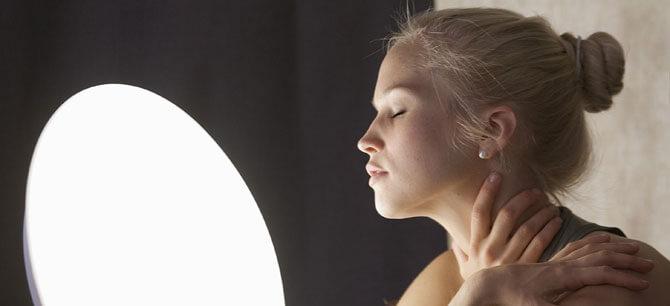 ampoule luminotherapie